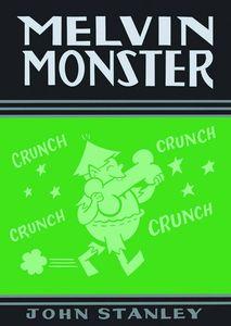 [John Stanley Library: Melvin Monster: Volume 1 (Hardcover) (Product Image)]