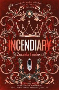 [Incendiary (Hardcover) (Product Image)]