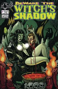 [Beware The Witch's Shadow #1 (Cover C Risque) (Product Image)]