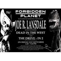 [Joe R. Lansdale Signing (Product Image)]