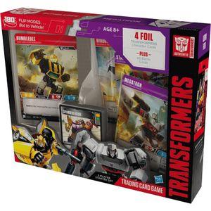 [Transformers: Trading Card Game: Bumblebee Vs Megatron: Starter Set (Product Image)]
