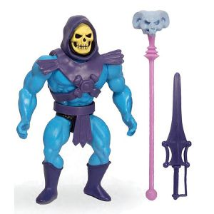 [Masters Of The Universe: Vintage Action Figure: Skeletor (Product Image)]