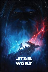 [Star Wars: The Rise Of Skywalker: Poster: Galactic Encounter (Product Image)]