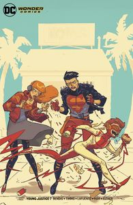 [Young Justice #7 (Variant Edition) (Product Image)]