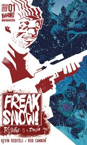 [Freak Snow #1 (Cover A Santos) (Product Image)]
