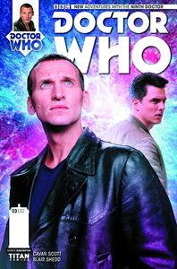 [Doctor Who: 9th #3 (Subscription Photo) (Product Image)]