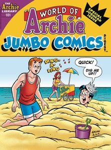 [World Of Archie: Jumbo Comics Digest #101 (Product Image)]