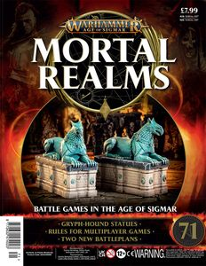 [Warhammer: Age Of Sigmar: Mortal Realms #71 (Product Image)]