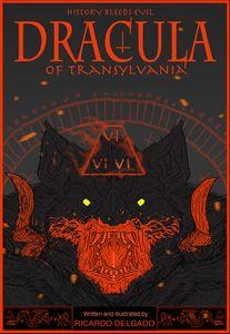 [Dracula Of Transylvania (Hardcover Edition) (Product Image)]