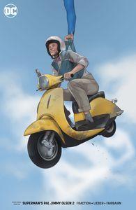 [Superman's Pal Jimmy Olsen #2 (Variant Edition) (Product Image)]
