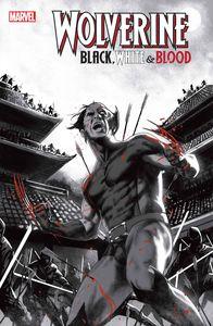 [Wolverine: Black White Blood #3 (Clarke Variant) (Product Image)]