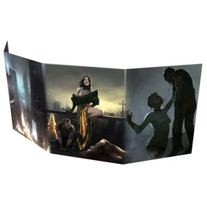 [Vampire: The Masquerade: RPG Storyteller Screen: 5th Edition (Product Image)]