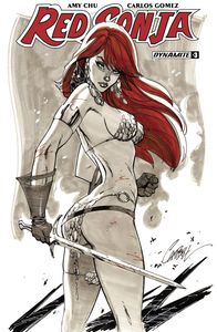 [Red Sonja #3 (Cover B Campbell) (Product Image)]