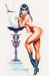 [Vampirella #1 (Dave Stevens Retro Virgin Variant) (Product Image)]