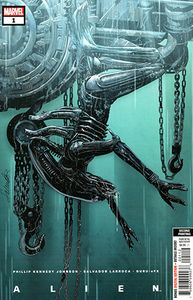 [Alien #1 (2nd Printing Larroca Variant) (Product Image)]