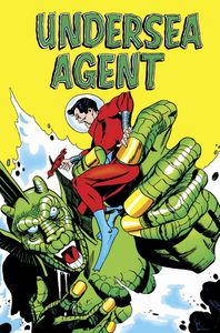 [Gil Kane's Undersea Agent (Hardcover) (Product Image)]