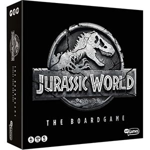 [Jurassic World: The Boardgame (Product Image)]
