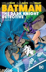 [Batman: The Dark Knight Detective: Volume 1 (Product Image)]