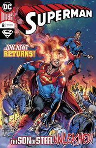 [Superman #8 (Product Image)]