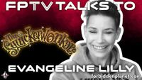 [FPTV: Evangeline Lilly On Life, The Avengers And Creating The Squickerwonkers (Product Image)]
