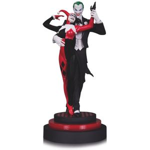 [DC: Statue: Joker & Harley Quinn (Product Image)]