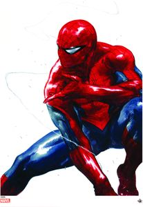 [Marvel Comics: Giclee Print: Spider-Man By Gabriele Dell'Otto (Venom Inc: Omega) (Product Image)]