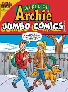 [World Of Archie: Jumbo Comics Digest #83 (Product Image)]