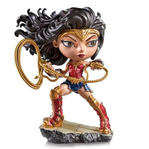 [Wonder Woman 84: Minico Figure: Wonder Woman (Product Image)]