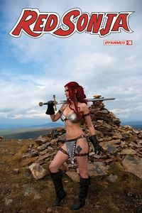 [Red Sonja #16 (Cover E Decobray Cosplay) (Product Image)]