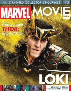[Marvel Movie Collection #70 Loki (Product Image)]