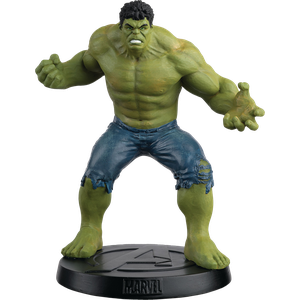 [Marvel Movie: 1:16 Scale Figurine Magazine Special: Hulk (Product Image)]