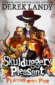 [Skulduggery Pleasant: Book 2: Playing With Fire (Product Image)]