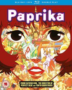 [Paprika (Blu-Ray/DVD) (Product Image)]