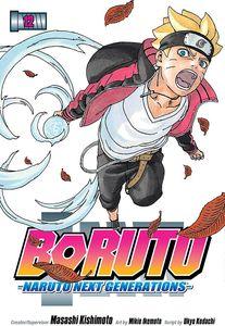 [Boruto: Naruto Next Generations: Volume 12 (Product Image)]