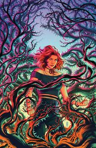 [Buffy The Vampire Slayer: Willow #5 (Cover A Main) (Product Image)]