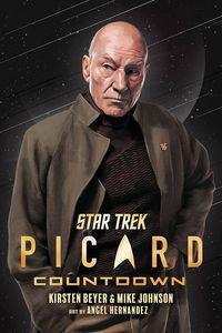 [Star Trek: Picard Countdown: Volume 1 (Product Image)]