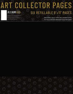 [The Blizzard 30th Anniversary: Print Portfolio Refill Pack (Hardcover) (Product Image)]