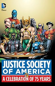 [Justice Society Of America: A Celebration Of 75 Years (Hardcover) (Product Image)]