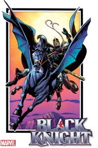 [King In Black: Black Knight #1 (Todd Smith Hidden Gem Variant) (Product Image)]