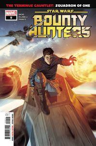 [Star Wars: Bounty Hunters #9 (Product Image)]