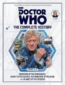 [Doctor Who: Complete History #54 (Product Image)]