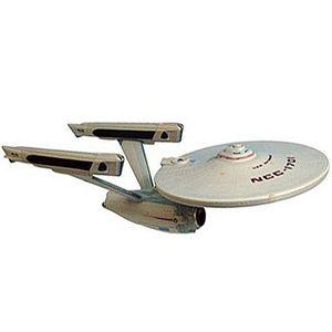 [Star Trek: 25th Anniversary Enterprise (Product Image)]