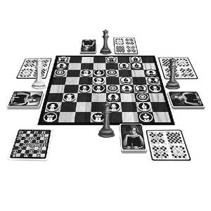 [The Queen's Gambit: The Board Game (Product Image)]