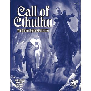 [Call Of Cthulhu: 7th Edition (Product Image)]