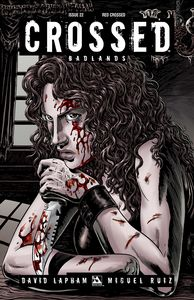 [Crossed: Badlands #22 (Red Crossed Variant) (Product Image)]