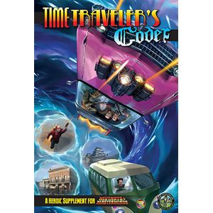 [Mutants & Masterminds: Time Traveler's Codex (Product Image)]