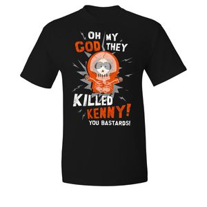 [South Park: T-Shirt: Kenny Dies (Product Image)]