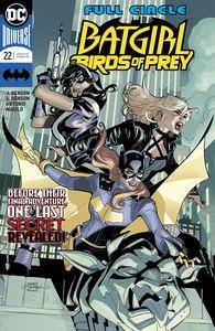 [Batgirl & The Birds Of Prey #22 (Product Image)]