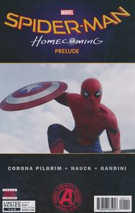 [Spider-Man: Homecoming: Prelude #1 (Product Image)]