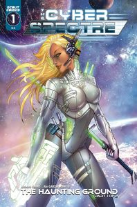 [Cyber Spectre #1 (Cover B Jamie Tyndall) (Product Image)]